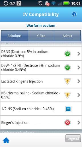 免費下載醫療APP|Micromedex IV Compatibility app開箱文|APP開箱王