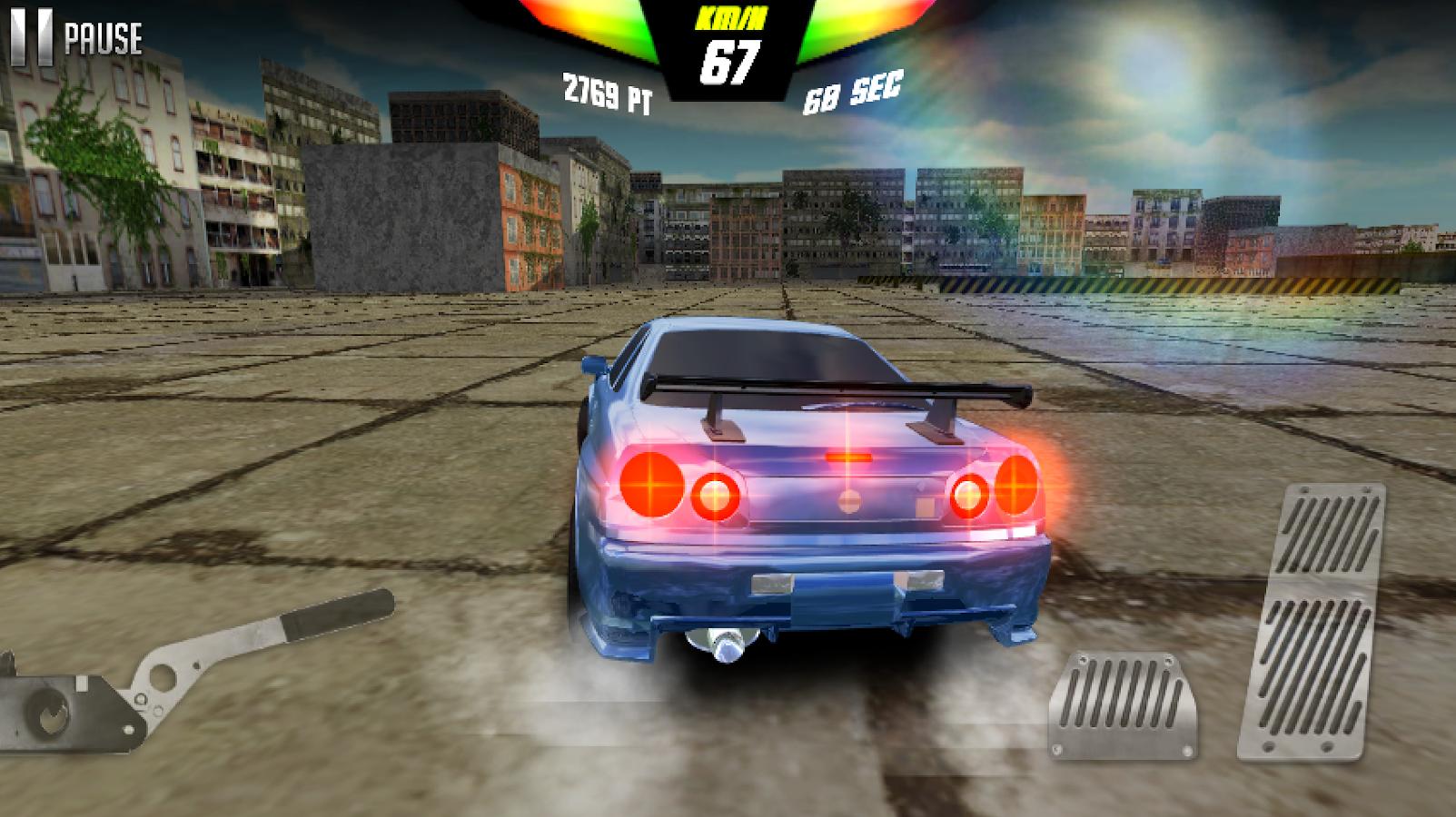 Drift-X 29