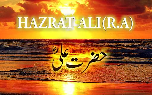 【免費書籍App】Hazrat Ali(R.A)-APP點子
