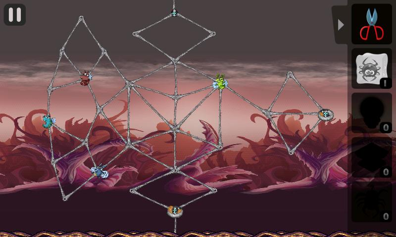 Greedy Spiders 2- screenshot