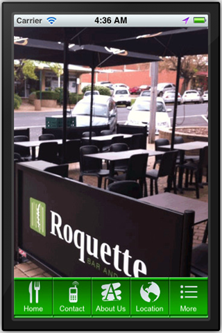 Roquette Bar Grill
