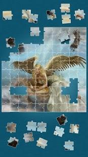 Andělé Skládačky Hra - náhled