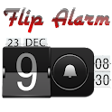 Alarm clock. widget. digital. icon