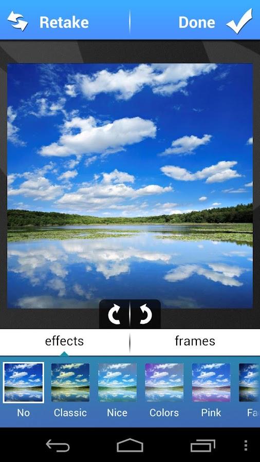 Simple Camera 2 free - screenshot