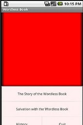 The Wordless Book (Christian)