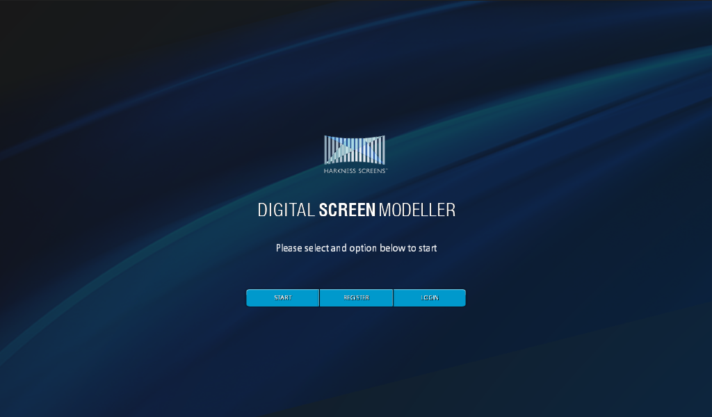 Digital Screen Modeller - screenshot