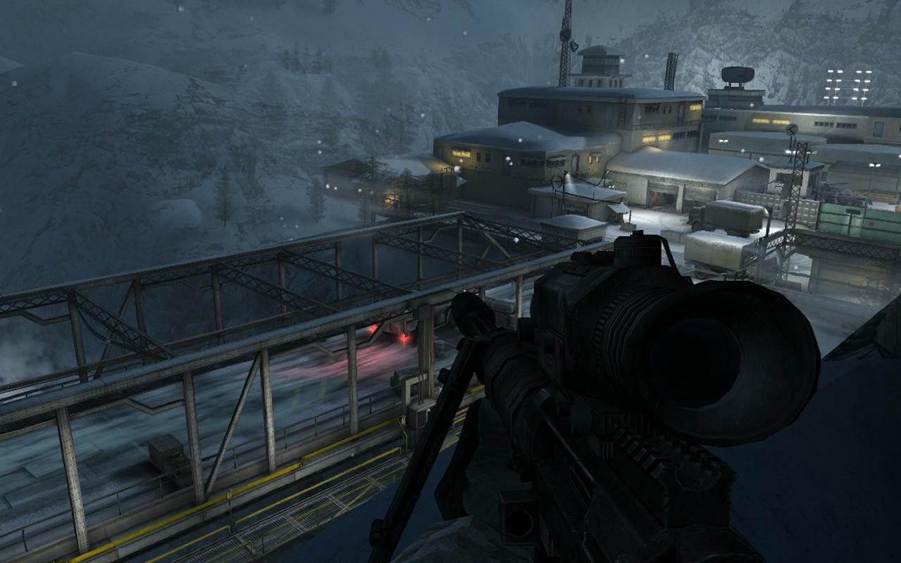 Modern Combat 3: Fallen Nation screenshot #6