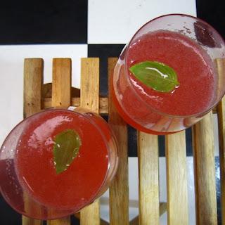Plum Wine Cocktails Recipes.