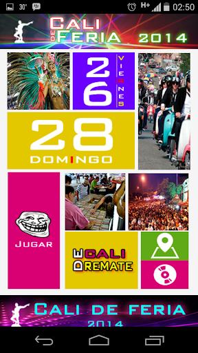 Cali de Feria 2014