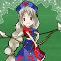 東方 みんなで えーりん( ゚∀゚)o彡゜~無料暇つぶしゲー icon
