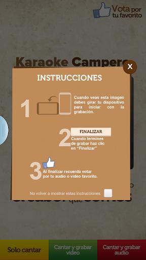【免費社交App】Campero Karaoke El Salvador-APP點子