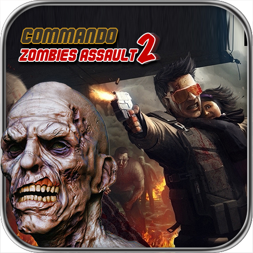 Commando Zombie Assault 2 動作 App LOGO-APP試玩