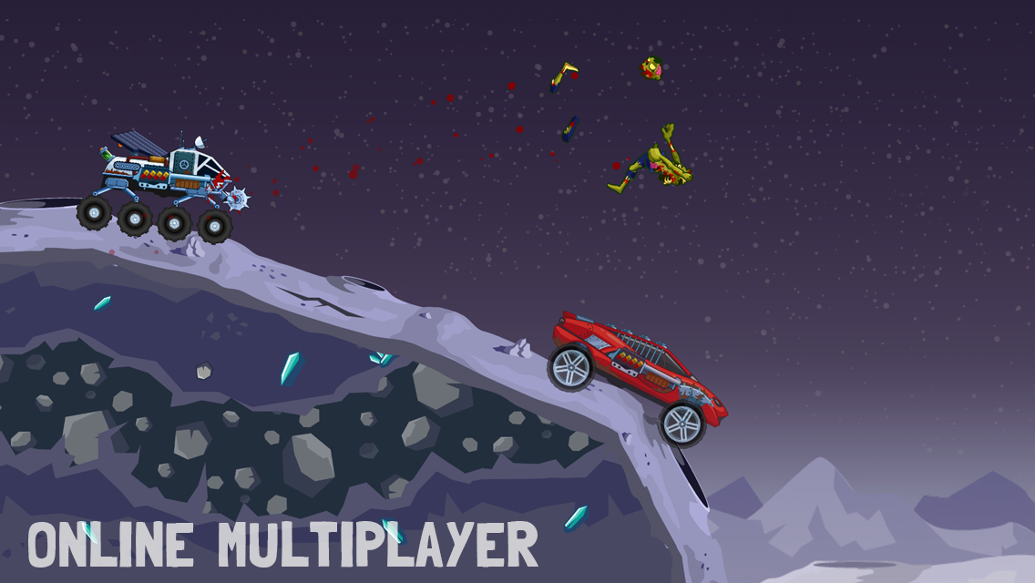 Zombie Road Trip Trials - screenshot