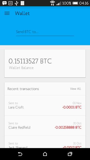 Bitdash Bitcoin Wallet