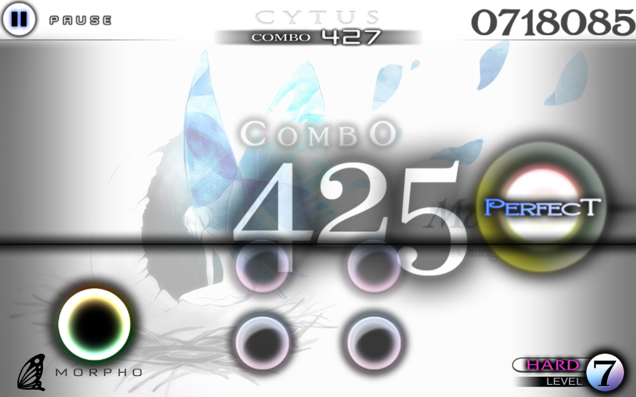 Cytus screenshot #6