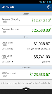 CRCU Mobile Banking - screenshot thumbnail