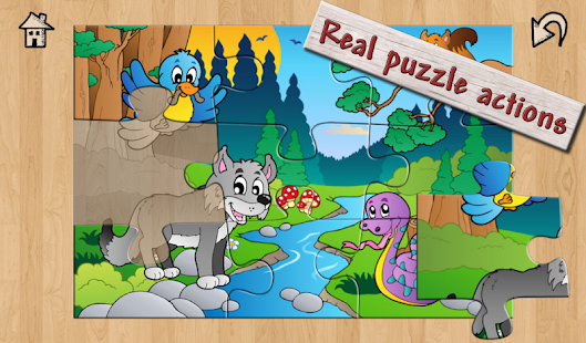 Kids Super Jigsaw Puzzles Free - screenshot thumbnail