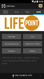 LifePoint Church Vancouver - screenshot thumbnail