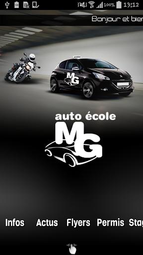 Auto école MG
