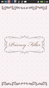 Privacy Filter Free (のぞき見防止) screenshot 0