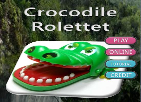Fearsome crocodile roulette - screenshot