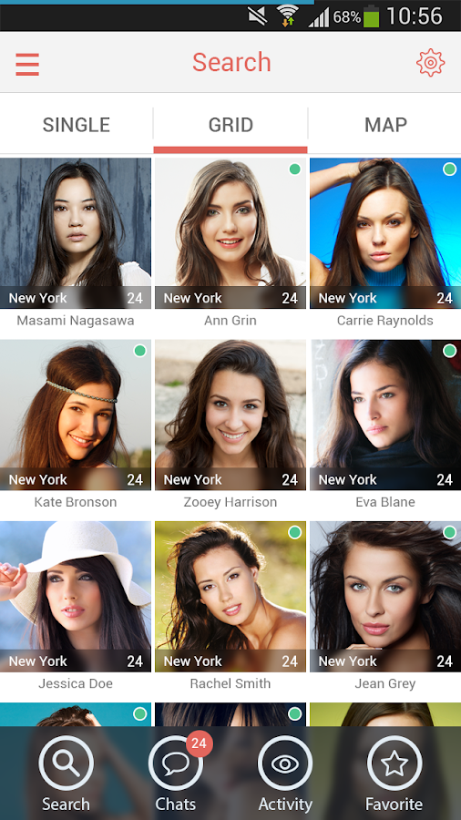 Flirt: Online Dating & Chats - screenshot