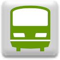 乗換案内 無料で使える鉄道 バスルート検索 運行情報 時刻表 icon