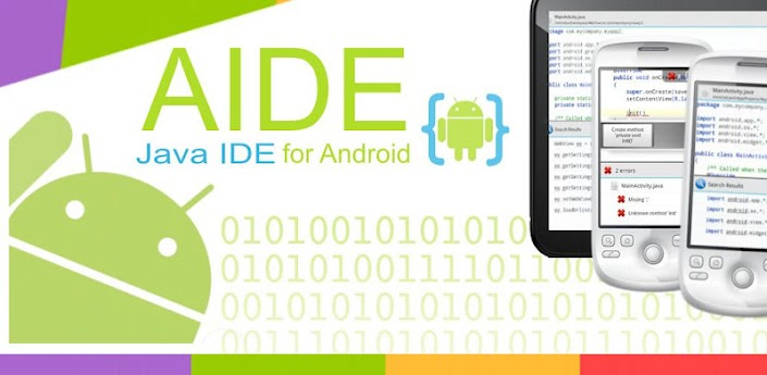 AIDE Android Java IDE beta apk
