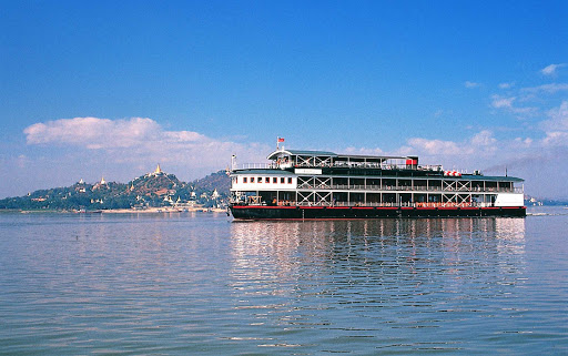 Viking-River-Cruises-ship-SE-Asia-2 - Travel in style as you take in Southeast Asia's most scenic regions as you journey on Viking Mandalay or its twin sisters Viking Mekong and Viking Sagaing.