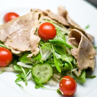 Shabu Shabu Salad.
