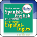 Merriam-Webster's Span-English logo