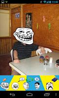 Screenshot of Meme Creator Camera Pro