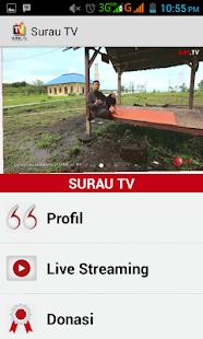 Surau TV Streaming - screenshot thumbnail