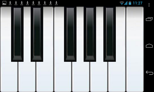Знакомство С Клавиатурой Пианино