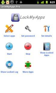 應用鎖 app lock - LockMyApps