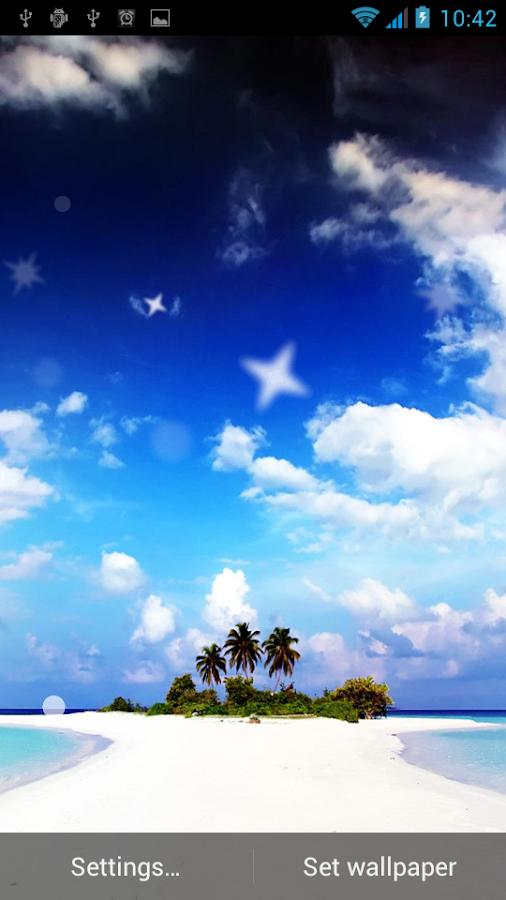 Favorito Paradiso Sfondi Animati - App Android su Google Play NE82