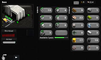 Screenshot of Robotic Planet RTS Lite