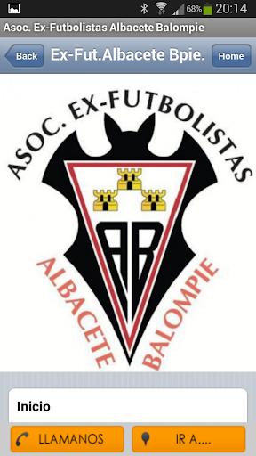 Veteranos Albacete Balompié