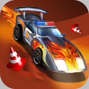 Hot Tire Asphalt Burner Action for PC and MAC