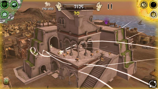 Hra android Babel Rising 3D