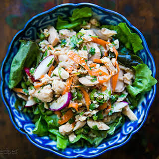 Asian Tuna Salad.