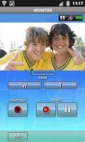 Screenshot of Everio sync.