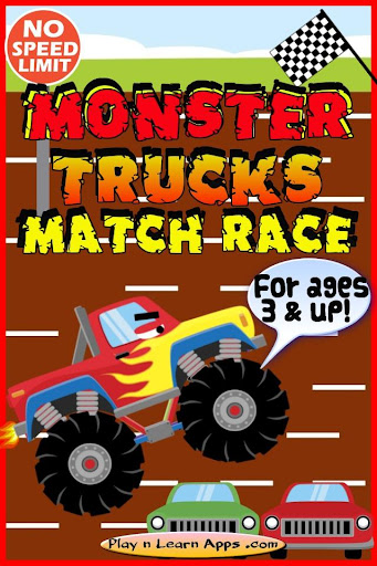 Monster Truck Match Race