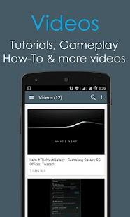 PaidFreeDroid - screenshot thumbnail