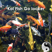 Koi Fish LOCK SCREEN