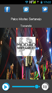 Palco Modão Sertanejo- screenshot thumbnail