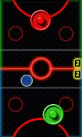 Screenshot of Air Hockey Championship 2 Free