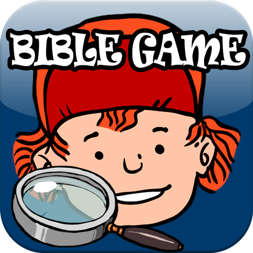 Seek and Find Bible Game LOGO-APP點子