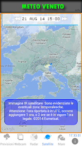 METEO VENETO screenshot 4