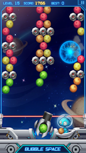 Bubble Space screenshot